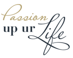 Passion Up Ur Life Slider