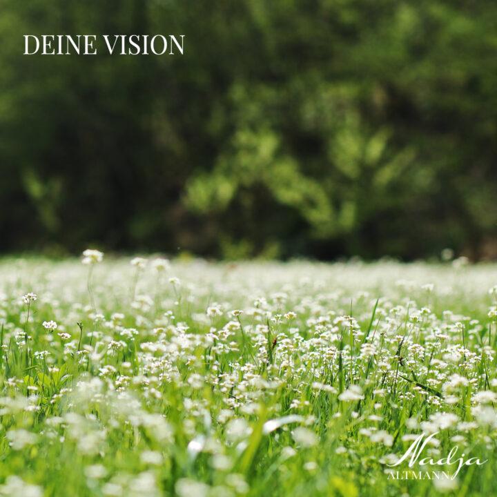 Vision visualisieren: Anleitung für deine Traumcollage!